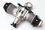 Valach Motor VM 210B2-4T 210cc Petrol/Gas Engine installed with auto starter/exhaust silencer (AUS Warehouse)