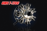 UMS 7-77CC GLOW RADIAL ENGINE (Pre Order Only) (Global Warehouse)