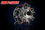 UMS 7-260CC RADIAL PETROL ENGINE (Production by Order only Mininum 5) (Global Warehouse)