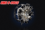 UMS 9-99CC GLOW RADIAL ENGINE (Pre order only) (Global Warehouse)