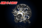 UMS 5-210CC RADIAL PETROL ENGINE (Global Warehouse)