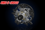 UMS 5-180CC RADIAL PETROL ENGINE GST Inc (Import Duty/GST Paid)