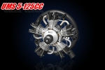 UMS 5-125CC RADIAL PETROL ENGINE GST Inc (Import Duty/GST Paid)