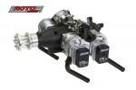 ROTO 170 FS-Four Cylinder Four Stroke Gasline Engine (Global Warehouse)