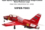 2.2 Meter Composite Hybrid Viper Jet V4 Version In Mercedez & Ferrari Color schemes (Global Warehouse)