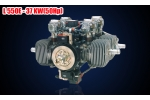 LIMBACH L 550 E UAV Engine 37KW/50HP Optional E/Starter & Generator/Alternator