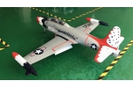 HSD T-33 Foam Jet Shooting Star EDF w/Upgraded F/Landing gear for all Terrain PNP (Global Warehouse)
