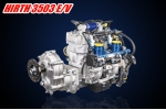 Electronic Fuel Injection FOR HIRTH 3503 water cooled 2 cycle 70hp inline engine