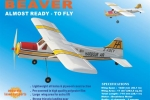 40 Inch Balsa EP/GP DHC Beaver GST Inc (Global Warehouse)