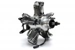 SAITO FG-73 R5 73cc 5-Cylinder 4-Stroke Gas Radial Engine free shipping (Global Warehouse)