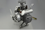 Engine Generator w/3000W Output  in 64cc for UAV VTOL MULTIROTERS (Global Warehouse)