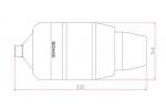 ACE Swiwin SW-400B 40kg Thrust Turbine (Global Warehouse)