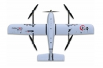 VTOL 2430mm MFE fighter EPO aerial survey fixed-wing UAV