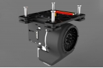 Drone P3500 Multirotor generator 3500 power engine (Global Warehouse)