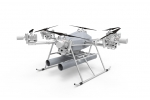 Airwolf Multirotor UAV/Drone w/Fire Control System & Training Package Deal