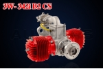3W-342i B2 CS Engine 32 HP Power