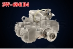 3W-684i B4 Engine 59 HP 44.13KW Power