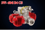3W-684i B4 CS Engine 61 HP 44.85KW Power