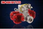 3W-684i B4 TS CS Engine 63 HP 46.3 KW Power