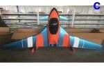 HX Baha Composite Sports Jet HotDog V2 63