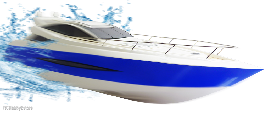 TFL Large Princess Yacht 26cc Gasoline RC Boat with Clutch (Global Warehouse)
