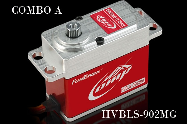 Flite-Torque  Digital HVBLS-D902 MG  HIGH SPEED Servo (Global Warehouse)