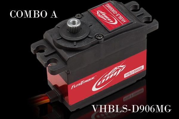 Flite-Torque  Digital HVBLS-D906 MG  Servo (Global Warehouse)