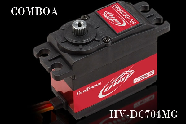 Flite-Torque  Digital HV-DC704 MG  High Torque Servo (AUS Warehouse)