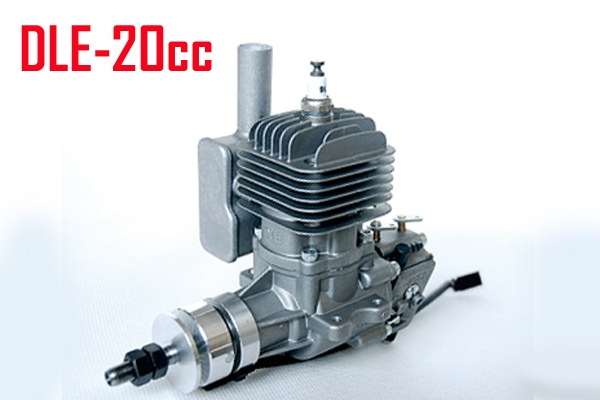 DLE 20 cc engine (AUS Warehouse)
