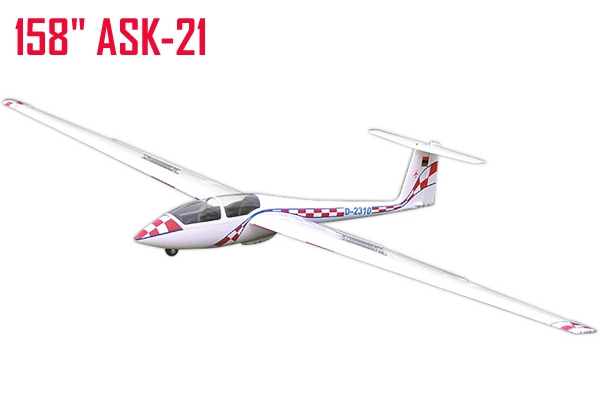 157 inch ASK-21 (Global Warehouse)