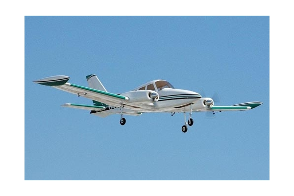 125 inch Cessna-310  (2 red/white color schems in stock,contact us for shipping worldwide) (Global Warehouse)