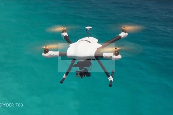 Sky Hero Spyder 700 Combo B with NAZAV2 Flight Controller/GPS (Global Warehouse)