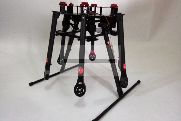 AUSTARS Flite-4 Elite S960 Hexacopter Frame (Global Warehouse)