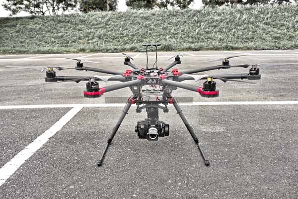 AUSTARS Flite-4 Elite S1100 Octocopter Frame (Global Warehouse)