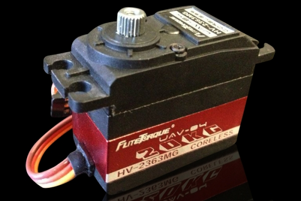 Flite Torque Robust Digital HV-2363 MG UAV Servo (Global Warehouse)