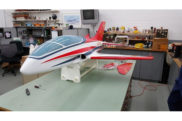 TOP RC Model Composite Sport jet Aspire ARF (1 in stock) (Global Warehouse)