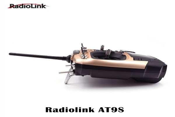 RadioLink AT9S+R9DS 2.4GHz 10CH Transmitter & Receiver&banner (Global Warehouse)