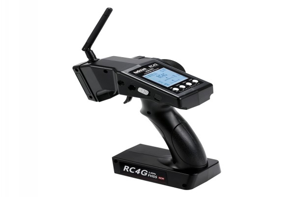 RadioLink 2.4G 4CH Gyro RC4G Transmitter With R4EH-G Receiver (Global Warehouse)