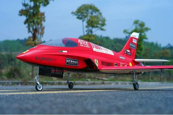 Futura EPO Jet for 6kg turbine (Global Warehouse)