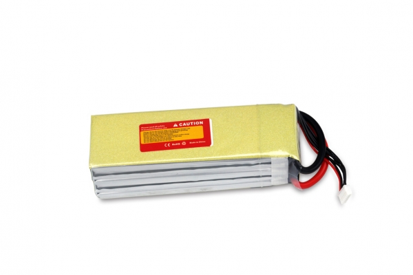 TCB 5S 18.5V 6000mAh 35C Lipolymer battery  Upgraded version (Global Warehouse)