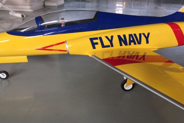 Composite Sports Jet 2.8 Meter Big sports jet in stock (AUS Warehouse)