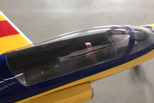Ace Composite Sports Jet 2.8 Meter Big sports jet in stock (demonstrated in Jetpower 2017 version) (AUS Warehouse)