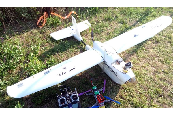 1.9m Long Range FPV Aircraft-Sky Eye of EPO Construstion KIT (Global Warehouse)
