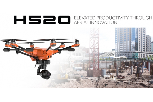 Yuneec H520 - Base Model (No Camera)  commercial UAV (Global Warehouse)