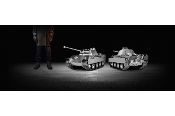 Warslug German heavy tank 1/6 Scale  Panther Henschel Turret Pre Order pricing/discount (Global Warehouse)