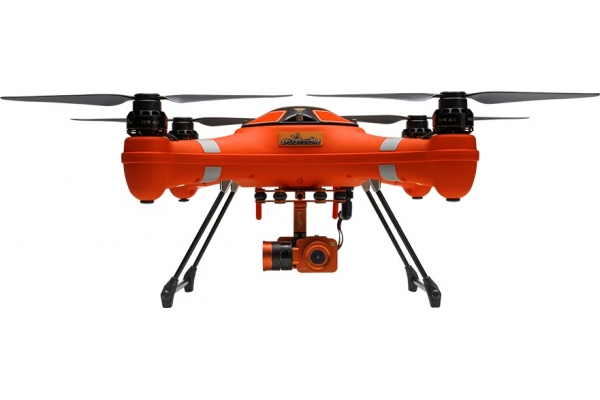 SPLASH DRONE 3 AUTO (Global Warehouse)