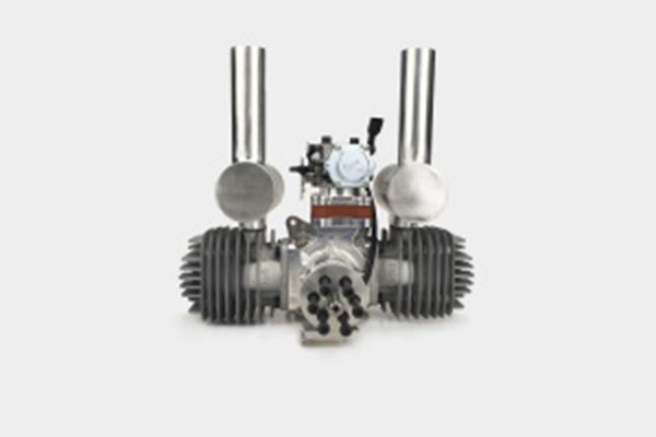 DLA 116cc  TWIN  UAV UAS ENGINE (Optional one key start-auto starter/generator) (Global Warehouse)