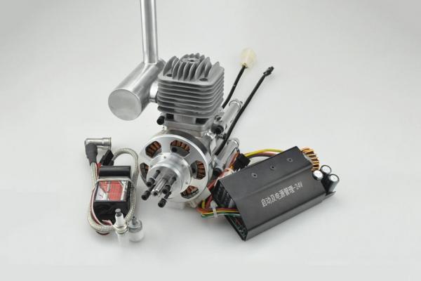 DLA  32ccUAV UAS ENGINE (Optional one key start-auto starter/generator) (Global Warehouse)