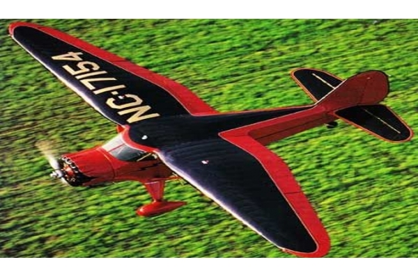 CYModel 115 inch Stinson Reliant two color schemes (Global Warehouse)