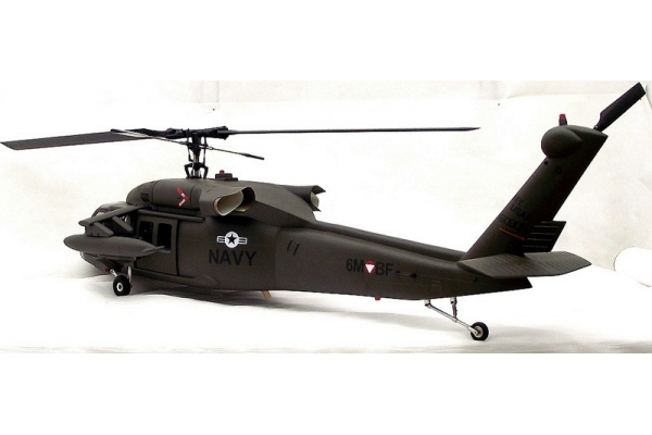Roban 500 scale UH-60 Helicopter Conversion Kit w/scale Cockpit & 2 x Pilots figures (In stock) (Global Warehouse)